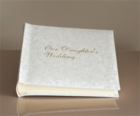 Our Grandaughter's and Our Granson's Wedding Albums