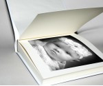 Confirmation Photo Album embossed in Silver with Gift Box