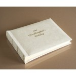 "Romantica Classic Mini - Our Granddaughter's Wedding Album - Page Size 8"" x 6"""