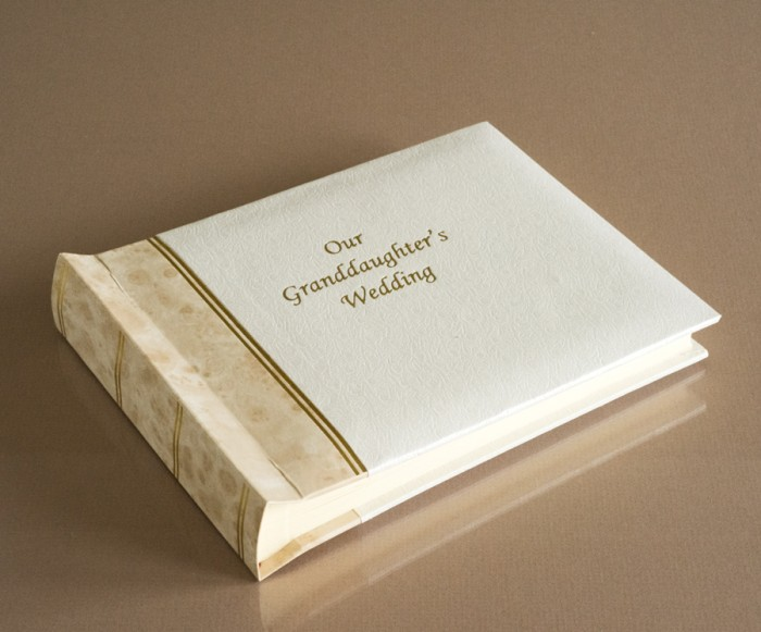 "Harmony Classic Mini - Our Granddaughter's Wedding Album - Page Size 8"" x 6"""