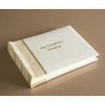 "Harmony Classic Mini - Our Grandson's Wedding Album - Page Size - 8"" x 6"""