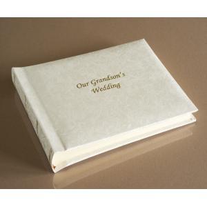 "Romantica Classic Mini - Our Grandson's Wedding Album - Page Size 8"" x 6"""