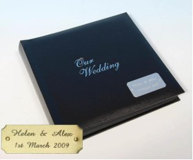 Personalised Name Plate - Traditional