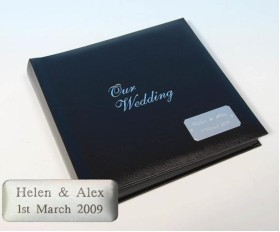 Personalised Name Plate - Modern