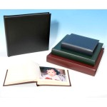 "Classic Four - Leather Photo Album - Page Size: 16 1/2"" x 13 3/4"""