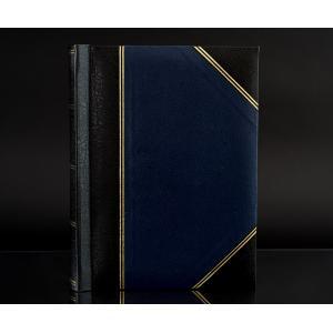 "Heritage Blue Fotostore Slip-In 6""x4"" Photo Album for 200 Photos"