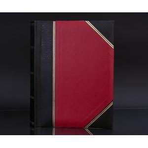 "Heritage Red Fotostore Slip-In 6""x4"" Photo Album for 200 Photos"