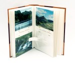 "Heritage Blue Handy Slip-In 6""x4"" Photo Album for 200 Photos"