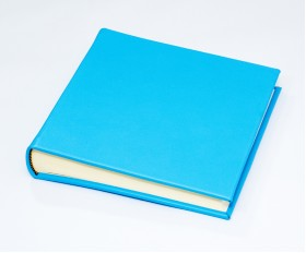 "The Chelsea Collection - Classic 80 - Bonnie Blue - Photo Album - Page Size 9"" x 8 3/4"" inches"