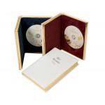 White Prestigious Single DVD 'Our Wedding Day' Case