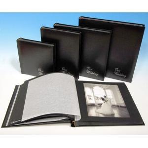 "Contemporary Classic Studio 80 - Wedding Photo Album - Page Size 9"" x 8 3/4"""