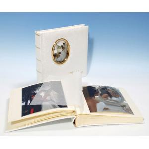 "Romantica Classic Studio 80 - Cameo Wedding Photo Album - Page Size 9"" x 8 3/4"""