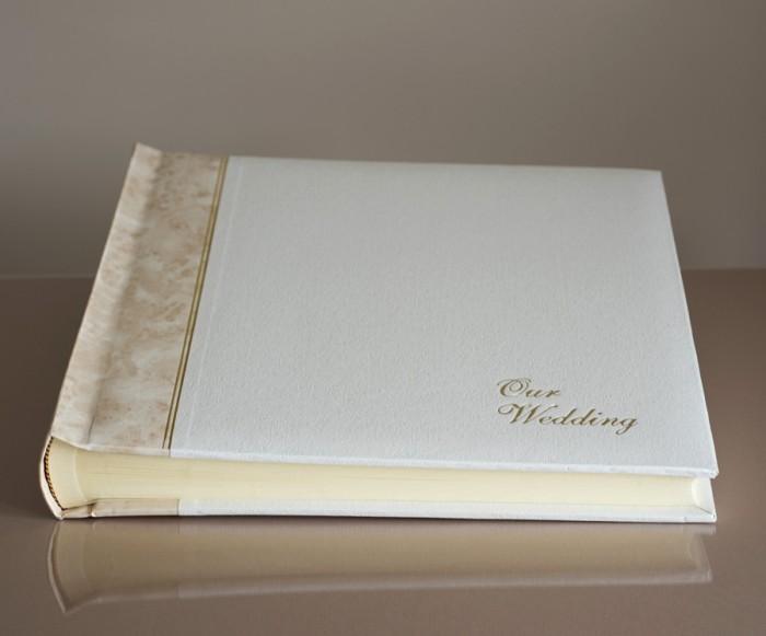 "Harmony Classic Three - Wedding Album - Page Size 13 3/4"" x 13 3/4"""