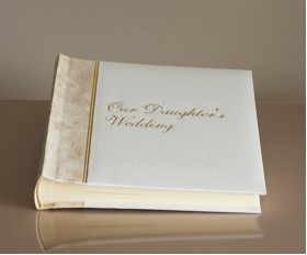 "Harmony Classic Studio 80 - Parents Wedding Photo Album - Page Size 9"" x 8 3/4"""