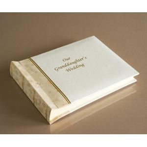 "Harmony Classic Mini - Wedding Photo Album - Page Size 8"" x 6"""