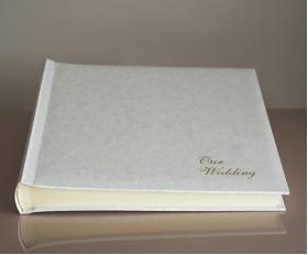 "Romantica Classic Three - Wedding Album - Page Size 13 3/4"" x 13 3/4"""