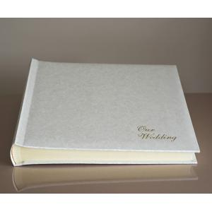 "Romantica Classic Three - Wedding Album - Page Size 13 3/4"" x 13 3/4"""