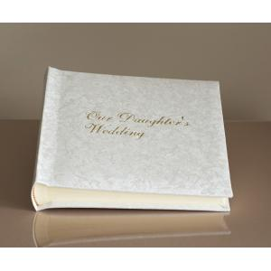 "Romantica Studio 80 - Wedding Album - Page Size 9"" x 8 3/4"""