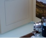 """Cream Slip In Wedding Photo Album for 30 or 50 - 7"""" x 5"""" - Landscape Photos"""