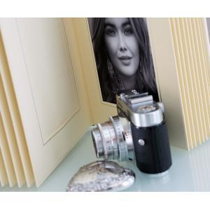 """Cream Slip In Wedding Photo Album for 30 or 50 - 5"""" x 7"""" - Portrait Photos"""