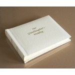 "St James Classic Mini - Wedding Album - Page Size 6"" x 8"""