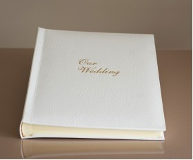 "St James Classic One - Wedding Album - Page Size 8 1/2"" x 11 3/4"""
