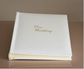 "St James Classic One - Wedding Album - Page Size 8 1/2"" x 11 3/4"""