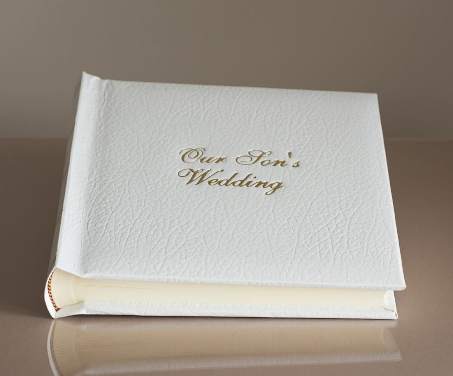 St James Wedding Albums Classic Studio 80
