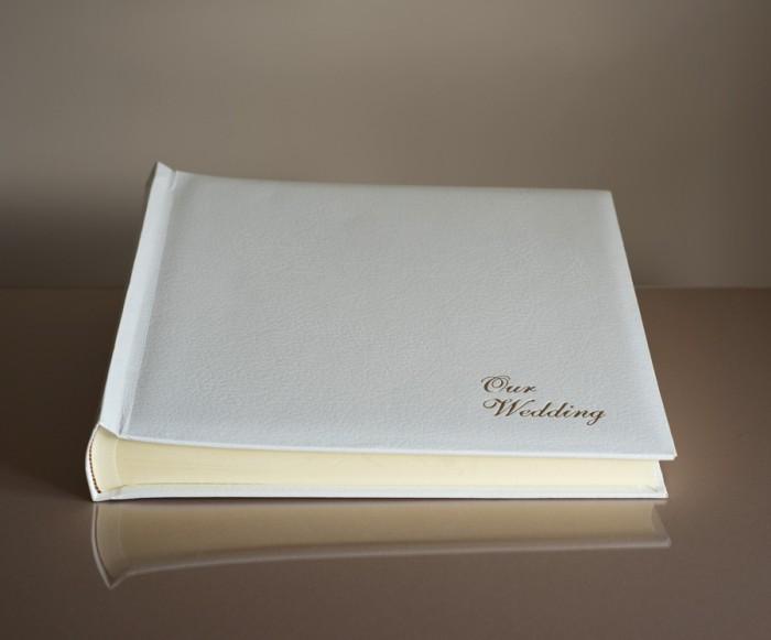 "St James Classic Three - Wedding Album - Page Size 13 3/4"" x 13 3/4"""
