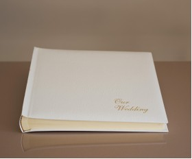 "St James Classic Two - Wedding Album - Page Size 12 1/2"" x 12 1/4"""