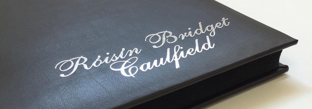 Personalised Wedding Albums Online UK